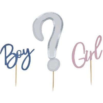 Taarttopper boy ? girl
