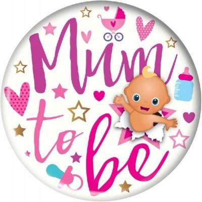 Button mum to be