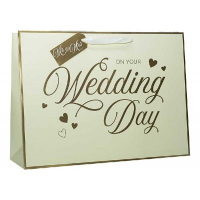 Cadeautas wedding day xl
