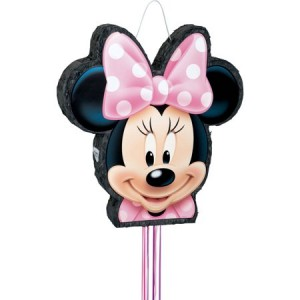 Pinata minnie mouse bow-tique