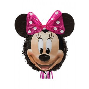 Pinata minnie mouse 3d