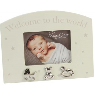 Bambino - fotolijst welcome to the world