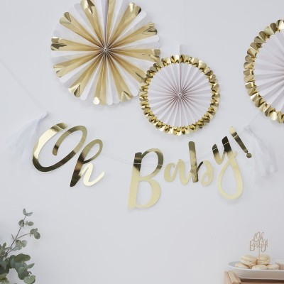 Oh Baby! letterslinger oh baby 150 cm