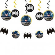 Batman New swirls (6-delig)