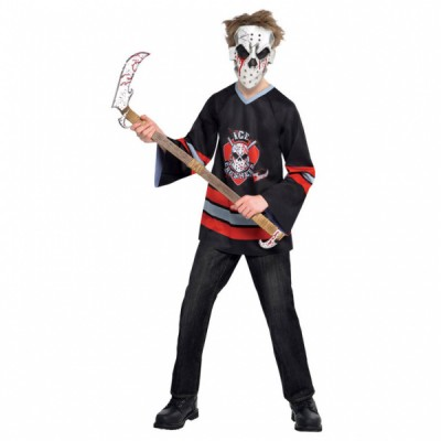 Halloween kostuum hockey keeper 162 cm