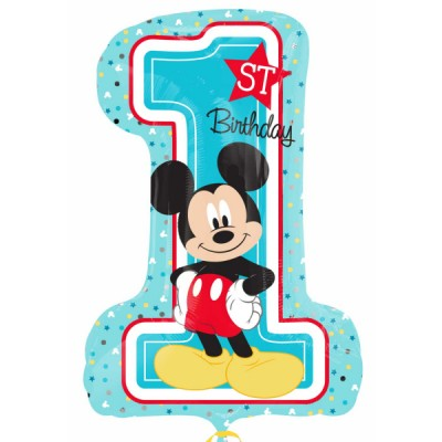 Mickey mouse folie ballon 71 cm