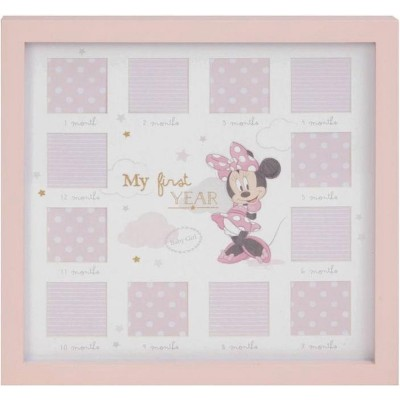 Disney Magical Minnie Mouse fotolijst Baby's First Year 28 cm