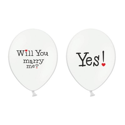 Ballonnen will you mary me? yes !