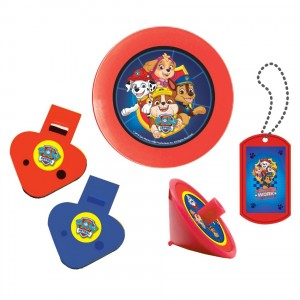 Paw patrol party favors 24-delig