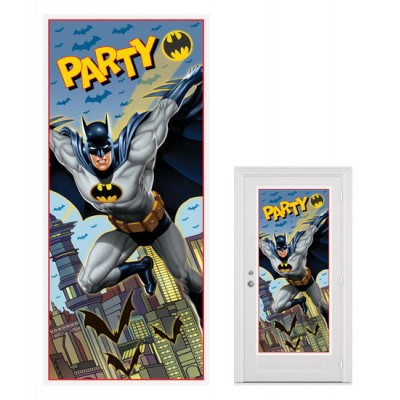 Batman hero deurposter 70 x 150 cm