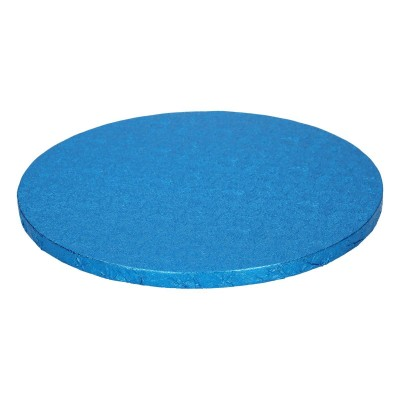 Cake drum rond royal blue Ø30 cm