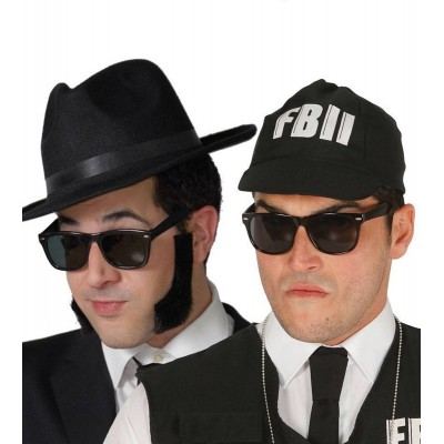 Bril blues brothers