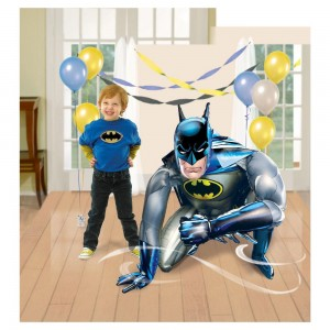 Batman folie ballon airwalker