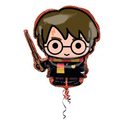 Harry potter folie ballon super shape 48 x 74 cm