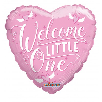 Helium Ballon Welcome Little One 46 cm