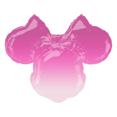 Minnie Mouse forever ombre folie ballon