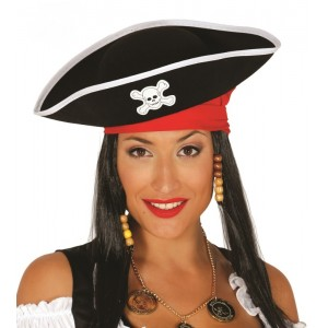 Piratenhoed vilt