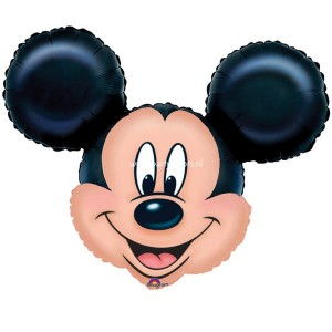 Mickey mouse folie ballon 69 x 53 cm