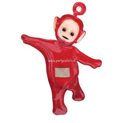 Teletubbies folie ballon super shape 81 x 109 cm