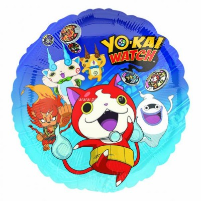 Yo-kai watch folie ballon 43 cm