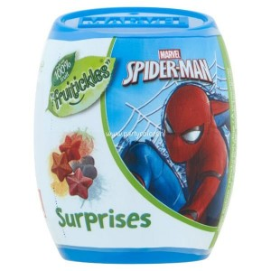 Bip spiderman capsule fruity
