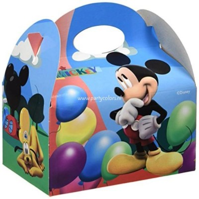 Mickey mouse partybox