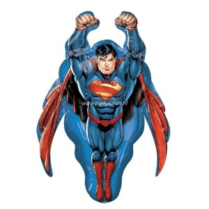 Superman folie ballon 58 x 86 cm