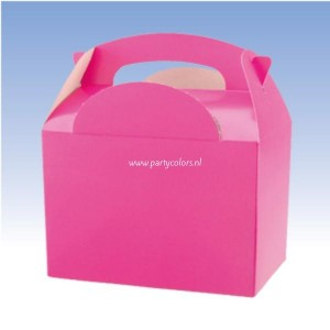 Partybox roze