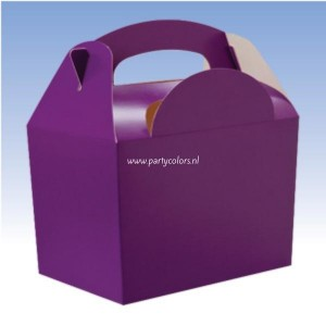 Partybox violet