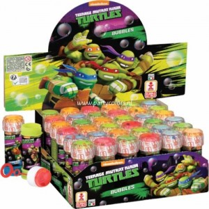 Bellenblaas ninja turtles