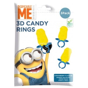 Bip licentie candy rings