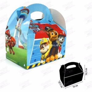 Paw patrol partybox