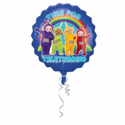 Teletubbies folie ballon 88 x 73 cm