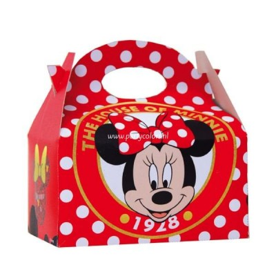 Minnie mouse partybox