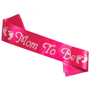 Sjerp mom to be roze