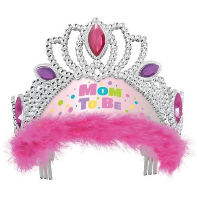 Mom to be tiara roze