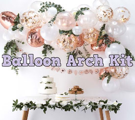 1 BALLOON ARCH KIT