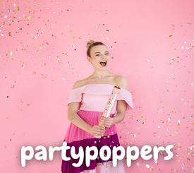 6 Partypoppers